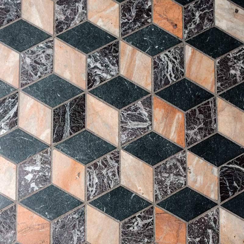 Pavimento Mosaico Mod